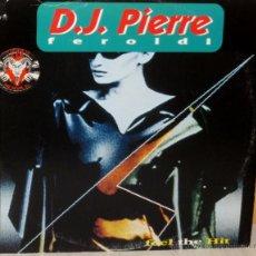 Discos de vinilo: D. J. PIERRE - FEROLDI ITALY - CHOICE - 1992. Lote 46479519