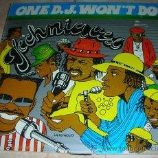 Discos de vinilo: ONE D.J. WON'T DO - LP RECOPILACION EDICION JAMAICANA. Lote 46479832