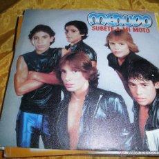Discos de vinilo: MENUDO. SUBETE A MI MOTO / ROCK EN LA TV . DISCO PROMOCIONAL. EPIC 1981. IMPECABLE. Lote 46485777