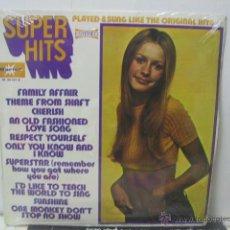 Discos de vinilo: SUPERHITS - PRECINTADO!!! - MARFER. Lote 46486505