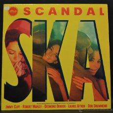 Discos de vinilo: SCANDAL SKA . Lote 46486558