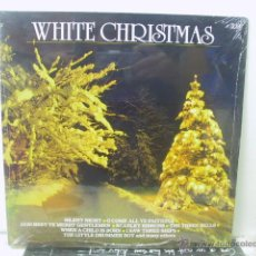 Discos de vinilo: THE ENGLISH CHORALE - WHITE CHRISTMAS - DOBLE LP - PORTADA ABIERTA - PRECINTADO!!! . Lote 46486709