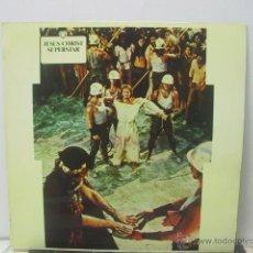 Discos de vinilo: JESUS CHRIST SUPERSTAR - EDICION ESPAÑOLA - OLYMPO 1976. Lote 46487503