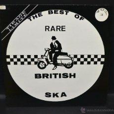 Discos de vinilo: THE BEST OF RARE BRITISH SKA VOL.1. Lote 46490249