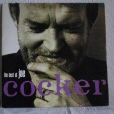 Discos de vinilo: LP JOE COCKER (THE BEST OF)-DOBLE LP DE 1992. Lote 46490802