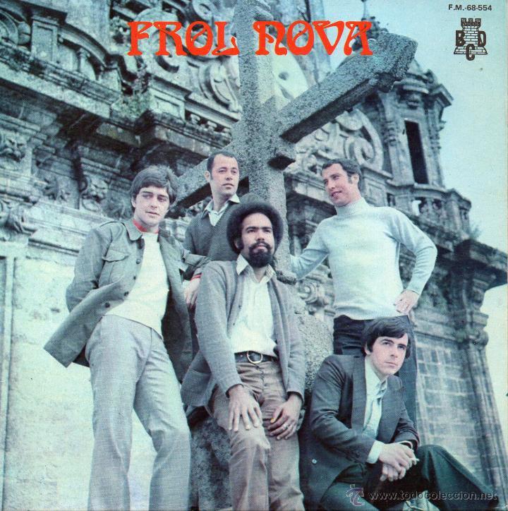 FROL NOVA, EP, POTPOURRI GALLEGO + 3, AÑO 1971 (Música - Discos de Vinilo - EPs - Grupos Españoles de los 70 y 80)