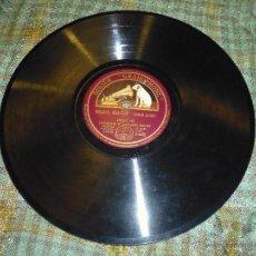 Discos de vinilo: DISCO VINILO MUY GRUESO - DISQUE GRAMOPHONE - FATIMA / BIELAYA AKATSIA ORQUESTA BALALAIKAS KIRILOFF. Lote 46493642