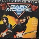 Discos de vinilo: GARY MOORE - LIVE IN JAPAN - LP. Lote 132288074