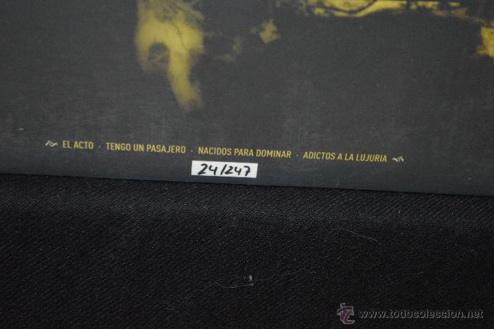 Discos de vinilo: ANA CURRA - EL ACTO - EP - Foto 3 - 46500459