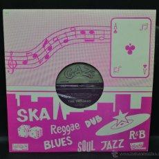 Discos de vinilo: PACK ESPECIAL 5 + 2 -- THE TROJANS --. Lote 46502759