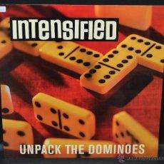 Discos de vinilo: VINILO SKA - INTENSIFIED. Lote 46502949