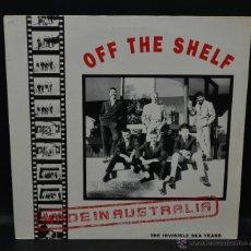 Discos de vinilo: VINILO SKA - OFF THE SHELF - MADE IN AUSTRALIA - THE INVISIBLE SKA YEARS. Lote 46504752