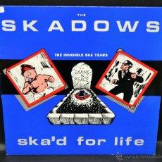 Discos de vinilo: THE SKADOWS - THE INVISIBLE SKA YEARS - . Lote 46504793