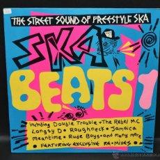Discos de vinilo: THE STREET SOUND OF FREESTYLE SKA - SKA BEATS 1. Lote 46504819