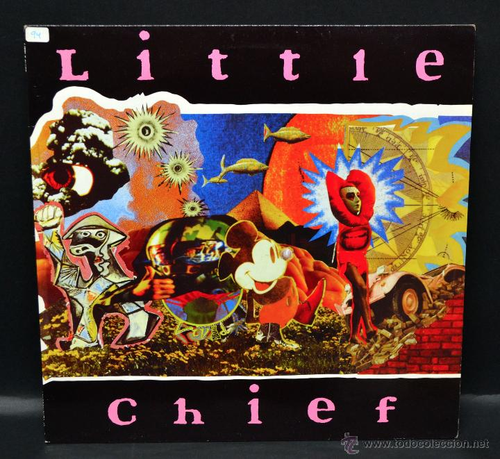 VINILO SKA - LITTLE CHIEF - LOOSEN UP (Música - Discos de Vinilo - EPs - Reggae - Ska	)