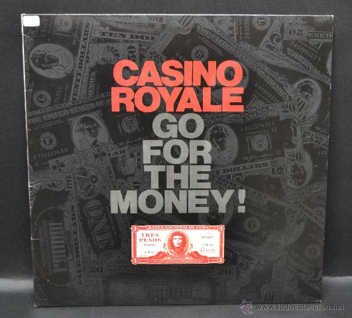 VINILO SKA - CASINO ROYALE - GO FOR THE MONEY (Música - Discos de Vinilo - EPs - Reggae - Ska	)