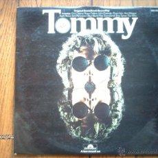 Discos de vinilo: TOMMY - BANDA SONORA DE LA PELÍCULA TOMMY ( THE WHO ). Lote 195223703