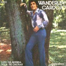 Discos de vinilo: SG WANDERLEY CARDOSO : LUZES DA AVENIDA . Lote 46508021