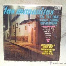 Discos de vinilo: LAS MAÑANITAS EN TU DIA..AUDIO MEX..HECHO EN MEXICO 1979. Lote 46509120