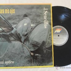 Discos de vinilo: LOS SENCILLOS SOLO PARA MI OJOS EL MAXI OPTICO MAXI SINGLE MADE IN SPAIN 1982. Lote 46512098