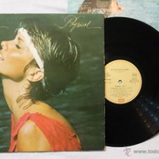 Discos de vinilo: OLIVIA NEWTON JOHN PHYSICAL LP VINILO GATEFOLD POSTER MADE IN SPAIN 1981. Lote 46512535