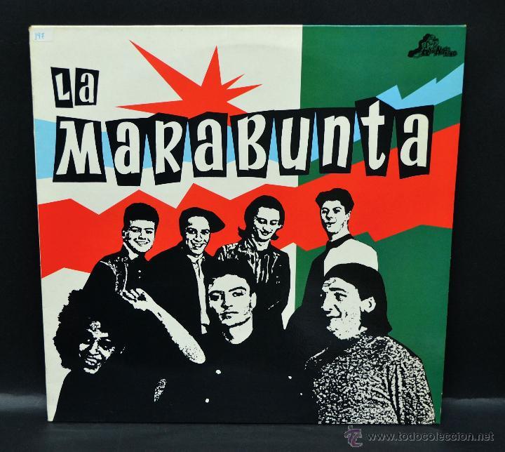 VINILO SKA - LA MARABUNTA (Música - Discos de Vinilo - EPs - Reggae - Ska)