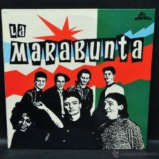 Discos de vinilo: VINILO SKA - LA MARABUNTA. Lote 46518007