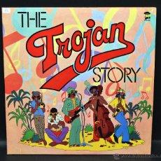 Discos de vinilo: DOBLE LP - SKA - THE TROJAN STORY. Lote 46518154