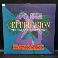 Discos de vinilo: DOBLE LP SKA - CELEBRATION TWENTY FIVE YEARS OF TROJAN RECORDS. Lote 46518162