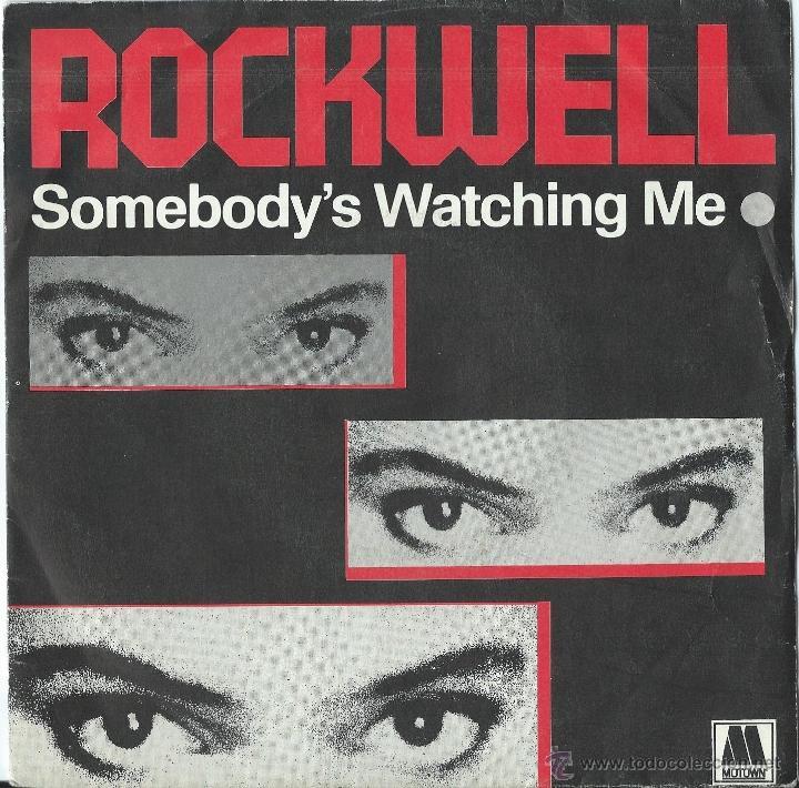 MICHAEL JACKSON. ROCKWELL. SINGLE (Música - Discos - Singles Vinilo - Pop - Rock Extranjero de los 90 a la actualidad)