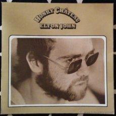 Discos de vinil: ELTON JOHN, HONKY CHÂTEAU LP. Lote 46529357