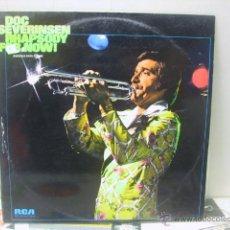 Discos de vinilo: DOC SEVERINSEN - RHAPSODY FOR NOW - EDICION ESPAÑOLA - RCA 1974. Lote 46529504