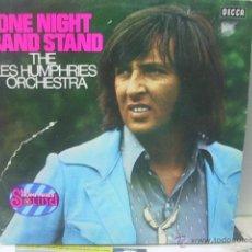 Discos de vinilo: THE LES HUMPHRIES ORCHESTRA - ONE NIGHT BAND STAND - EDICION ALEMANA - DECCA 1973. Lote 46530069