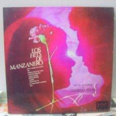 Discos de vinilo: CHOMBO SILVA - LOS HITS DE MANZANERO - GAG 1972. Lote 46530627
