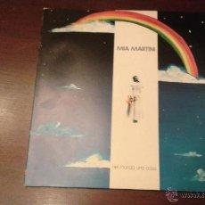 Discos de vinilo: MIA MARTINI NEL MONDO, UNA COSA EDITADO EN ITALIA EN 1972. Lote 46531292