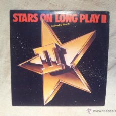 Discos de vinilo: STARS ON LONG PLAY II - LP (VARIOUS ARTISTS) RADIO RECORDS 1981 CANADA---DANCE. Lote 46531767