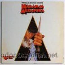 Discos de vinilo: NARANJA MECÁNICA - BSO DE LA PELÍCULA DE STANLEY KUBRICK. Lote 46536739