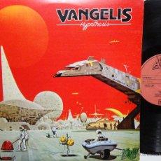 Discos de vinilo: VANGELIS- HYPOTHESIS- SPANISH LP 1978- COMO NUEVO IMPECABLE.. Lote 46537166