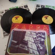 Discos de vinilo: ZAPPA - ZAPPA IN NEW YORK (2XLP, ALBUM). Lote 46537519