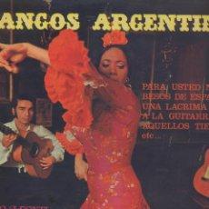 Discos de vinilo: TANGOS ARGENTINOS- TITO LEONI. Lote 46551056