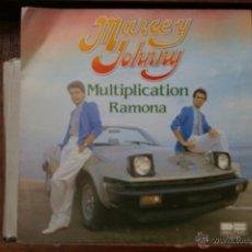 Discos de vinilo: MARCE Y CHEMA-MULTIPLICACION-RAMONA-. Lote 46551265