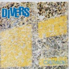 Discos de vinilo: DIVERS / CHEVRON / Nº INFIERNO / DULSE (EP 1997 UK). Lote 46559388