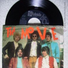 Discos de vinilo: THE MOVE.FLOWERS IN THE RAIN + 1. Lote 46564327