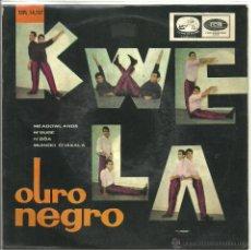 Discos de vinilo: DUO OURO NEGRO MEADOWLANDS + 3 RARO EP EMI LA VOZ DE SU AMO SPAIN 1965 @ AFRO KWELA PORTUGUES. Lote 46572534
