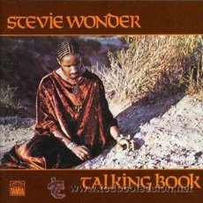 Discos de vinilo: STEVIE WONDER - TALKING BOOK. Lote 46576390