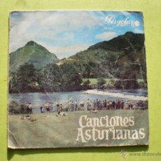 Discos de vinilo: CANCIONES ASTURIANAS PERGOLA,CIRCULO DE LECTORES,1968-ERES ALTA Y DEGADA,ASTURIAS PATRIA QUERIDA.EP. Lote 46578129