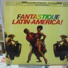 Discos de vinilo: THE TOKYO CUBAN BOYS - FANTASTIQUE LATIN AMERICA - EDICION ESPAÑOLA - KING 1971. Lote 46579695
