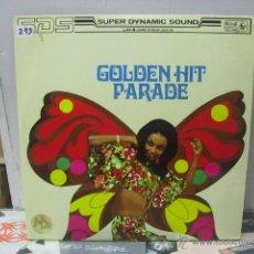 Discos de vinilo: THE TOKYO CUBAN BOYS / SHARPS AND FLATS - GOLDEN HIT PARADE - EDICION ESPAÑOLA - KING 1971. Lote 46579789