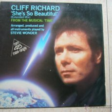Discos de vinilo: CLIFF RICHARD - SHE'S SO BEAUTIFUL . Lote 46580598