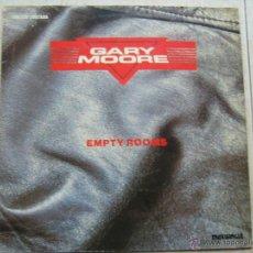 Discos de vinilo: GARY MOORE - EMPTY ROOMS. Lote 46580626